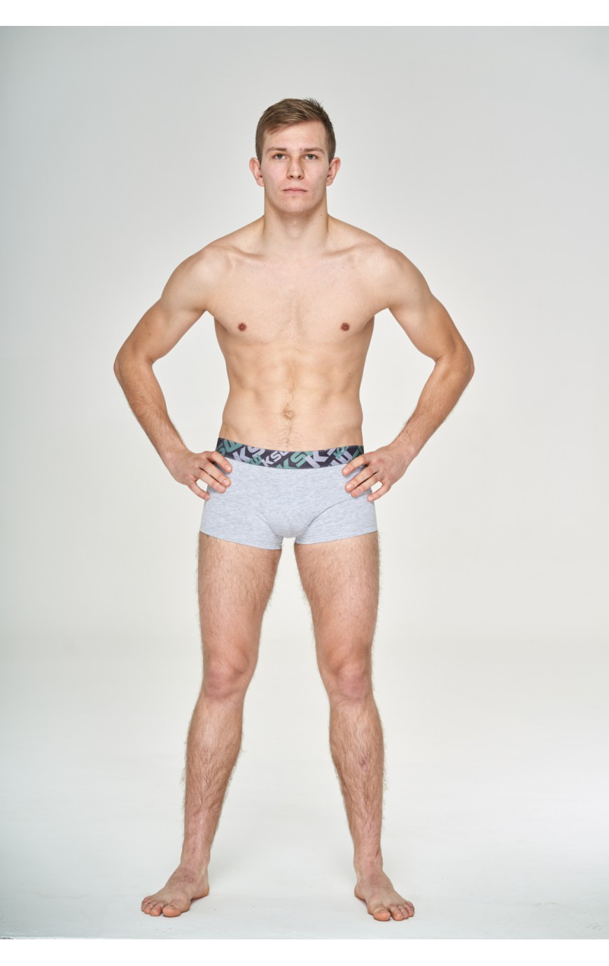 Men's short boxer