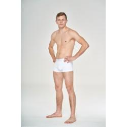 Bokserki białe Basic