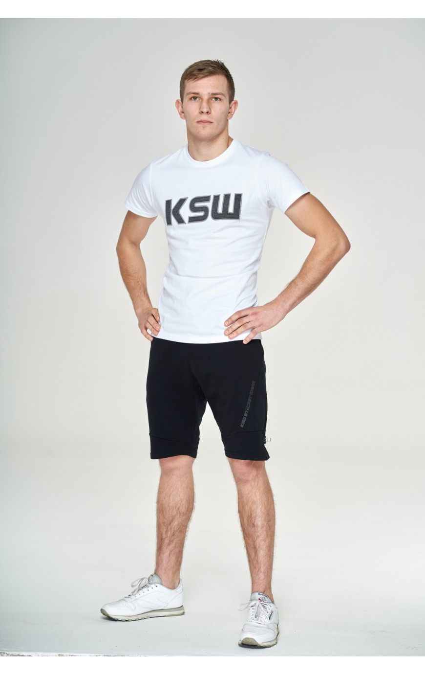 T-shirt Biały Basic