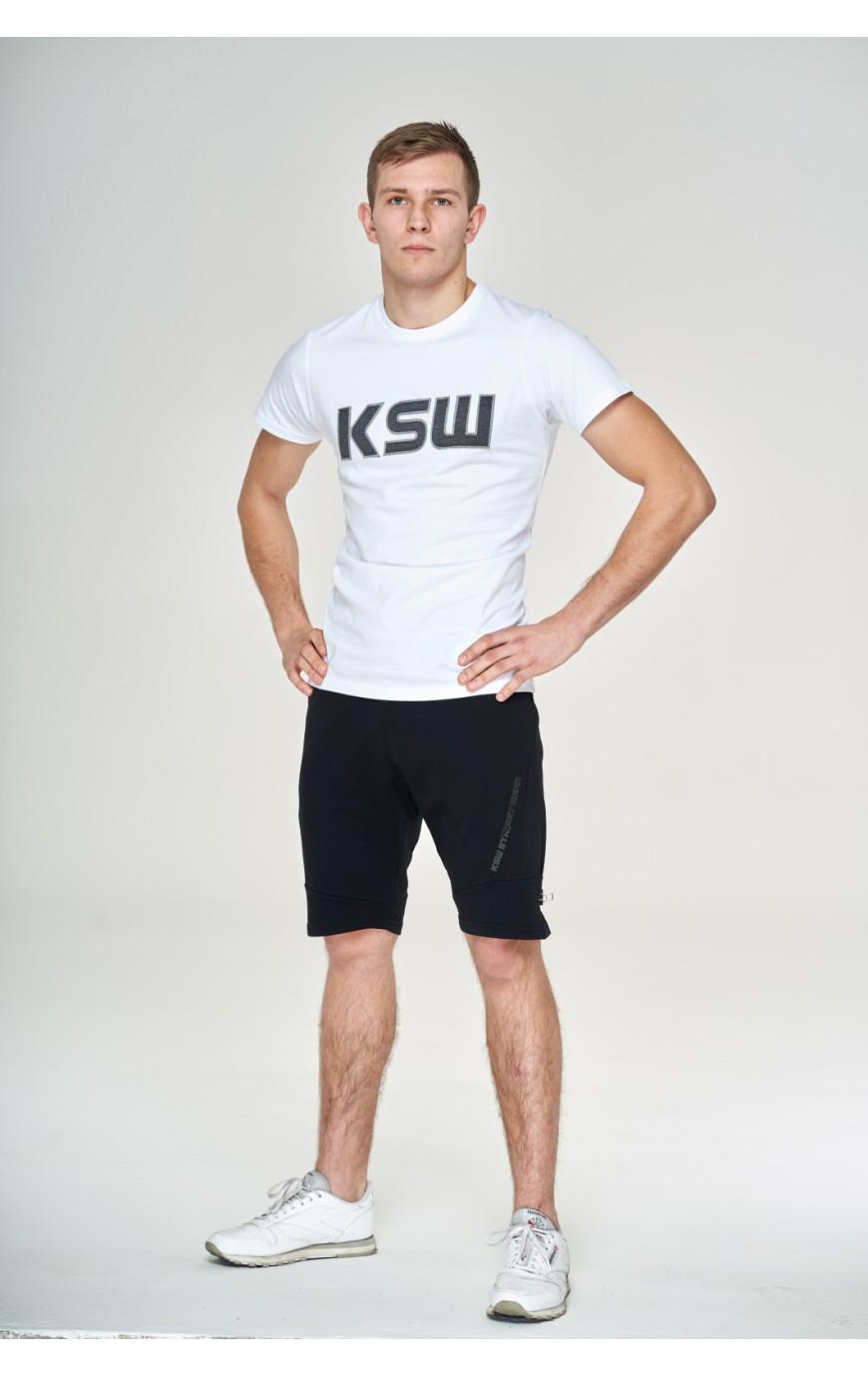 Spodenki Czarne KSW