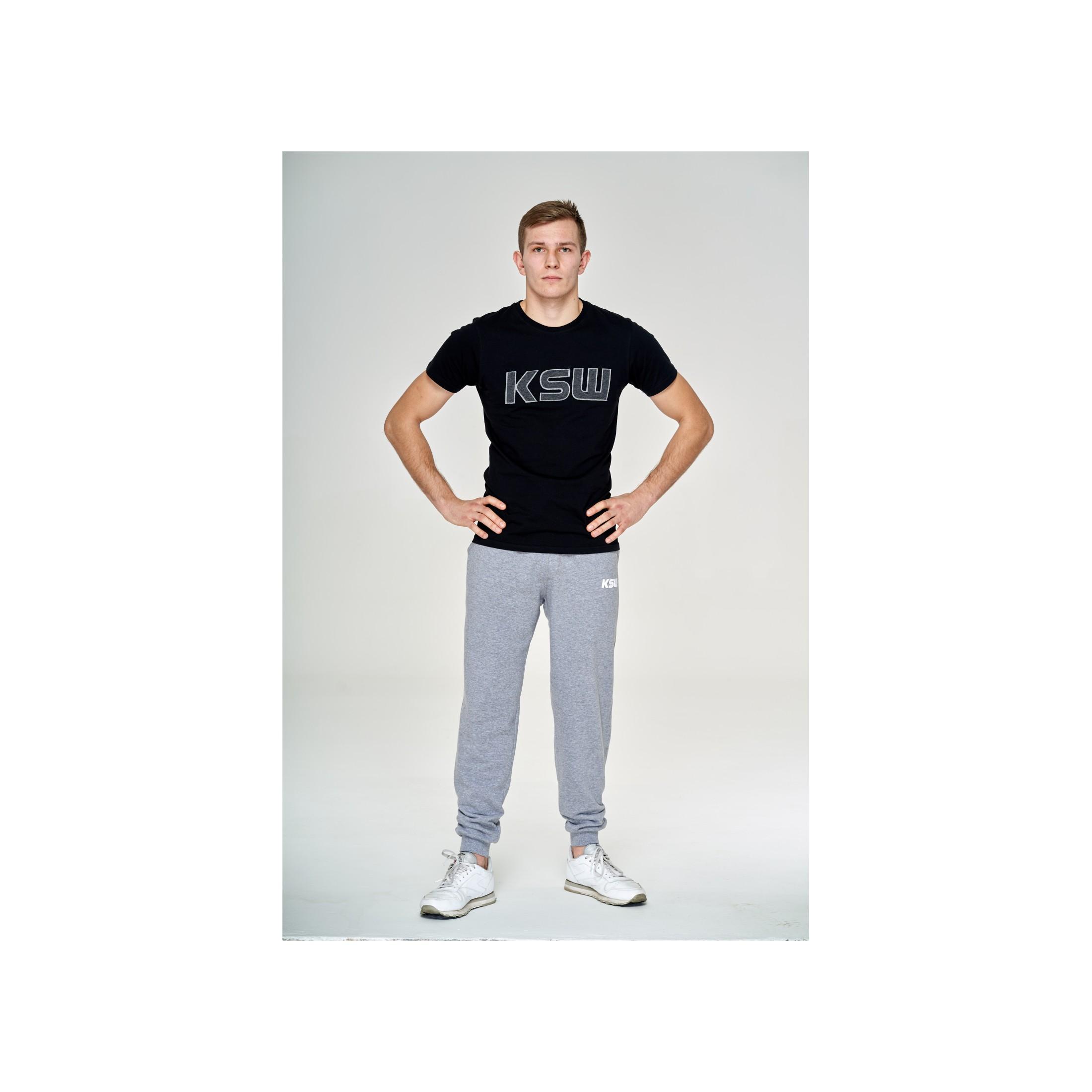 T-shirt Czarny Basic