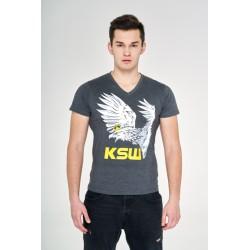 T-shirt Szary Eagle