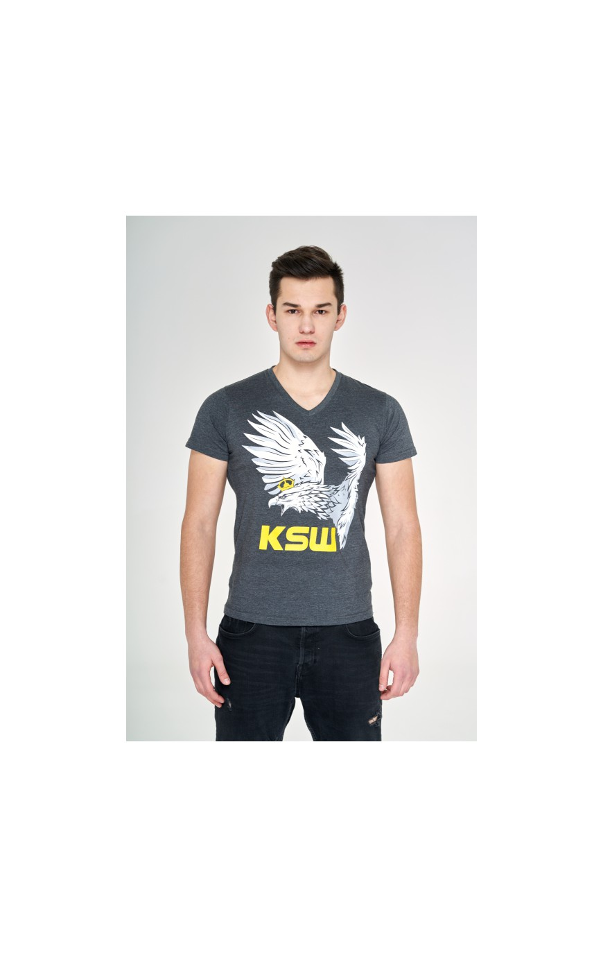 T-shirt Szary Eagle